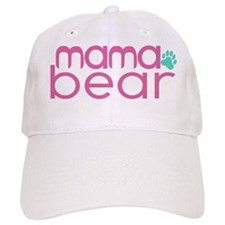 Mama Bear - Family Matching Baseball Cap