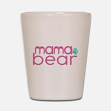 Mama Bear - Family Matching Shot Glass