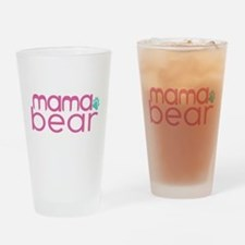 Mama Bear - Family Matching Drinking Glass