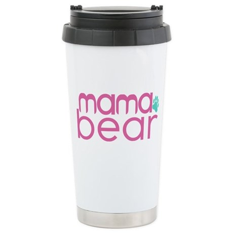 Mama Bear - Family Matching Stainless Steel Travel