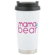 Mama Bear - Family Matching Thermos Mug