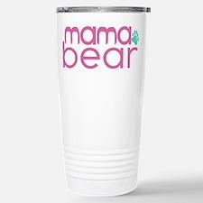Mama Bear - Family Matching Travel Mug