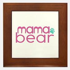Mama Bear - Family Matching Framed Tile