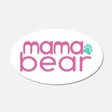 Mama Bear - Family Matching Wall Decal