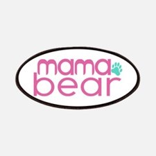 Mama Bear - Family Matching Patches