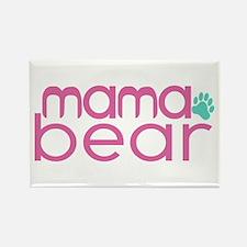 Mama Bear - Family Matching Rectangle Magnet