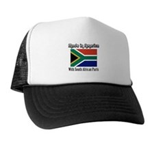 South African Parts Trucker Hat