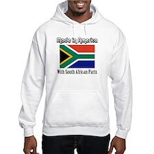South African Parts Hoodie Sweatshirt
