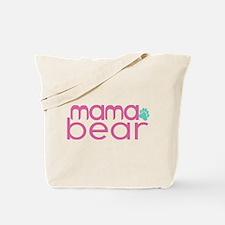 Mama Bear - Family Matching Tote Bag