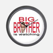 BIG BROTHER Wall Clock