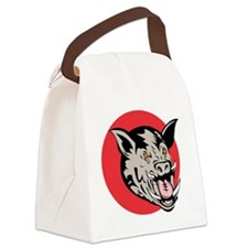 Razorback Canvas Lunch Bag