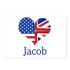 Jacob Postcards (Package of 8)