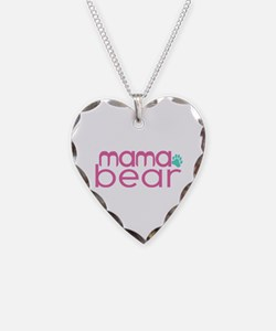 Mama Bear - Family Matching Necklace