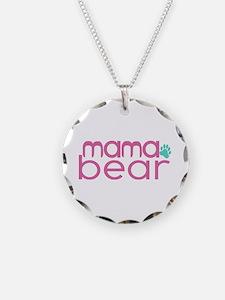 Mama Bear - Family Matching Necklace