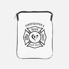 Firefighter Wife iPad Sleeve