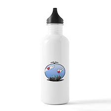 Lovebirds Water Bottle