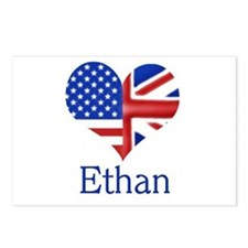 Ethan Postcards (Package of 8)