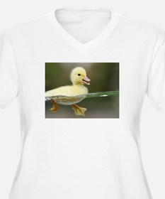 Duckling Plus Size T-Shirt