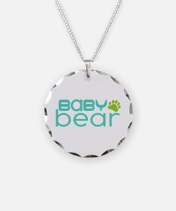 Baby Bear - Family Matching Necklace