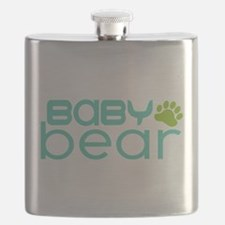 Baby Bear - Family Matching Flask