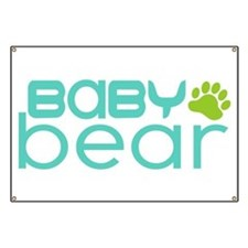 Baby Bear - Family Matching Banner