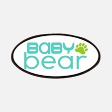 Baby Bear - Family Matching Patches