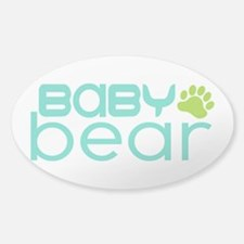 Baby Bear - Family Matching Decal