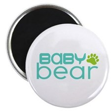 """Baby Bear - Family Matching 2.25"""" Magnet (10 pack)"""