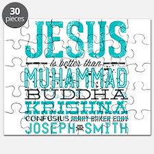 Jesus Is Better Puzzle
