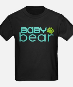 Baby Bear - family Matching T-Shirt