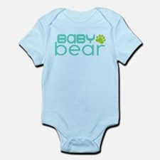 Baby Bear - family Matching Body Suit
