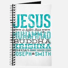 Jesus Is Better Journal