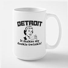 DETROIT Dookie Twinkle Large Mug