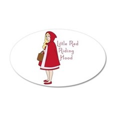 Red Riding Hood Wall Decal