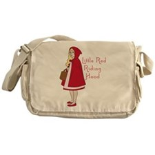Red Riding Hood Messenger Bag