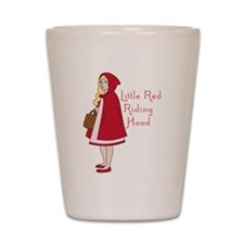 Red Riding Hood Shot Glass