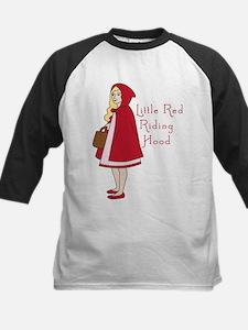 Red Riding Hood Baseball Jersey