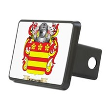 Amorosi Coat of Arms Hitch Cover