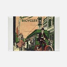 Columbia Bicycles old Vintage Advertising Magnets