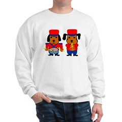 Beagle Musicians Sweatshirt