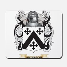 Anderson Coat of Arms Mousepad