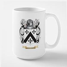 Anderson Coat of Arms Mug