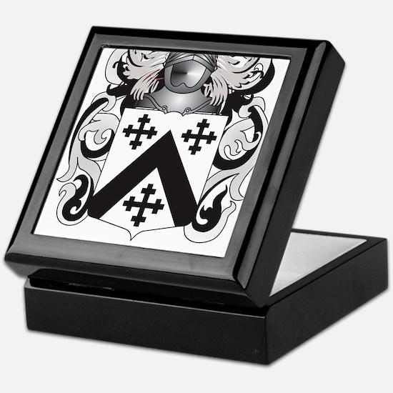 Anderson Coat of Arms Keepsake Box