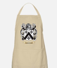 Anderson Coat of Arms Apron