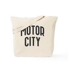 MOTOR CITY Tote Bag