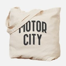 MOTOR CITY Tote Bag