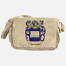 Andreas Coat of Arms Messenger Bag