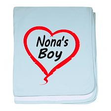 NONAS BOY baby blanket