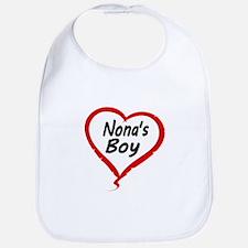 NONAS BOY Bib