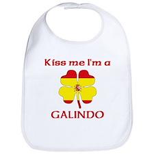 Galindo Family Bib